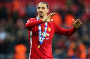 Zlatan Ibrahimovic released by Man Utd